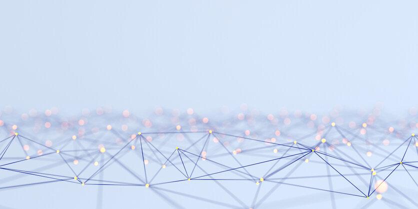 illustration de la digitalisation des services