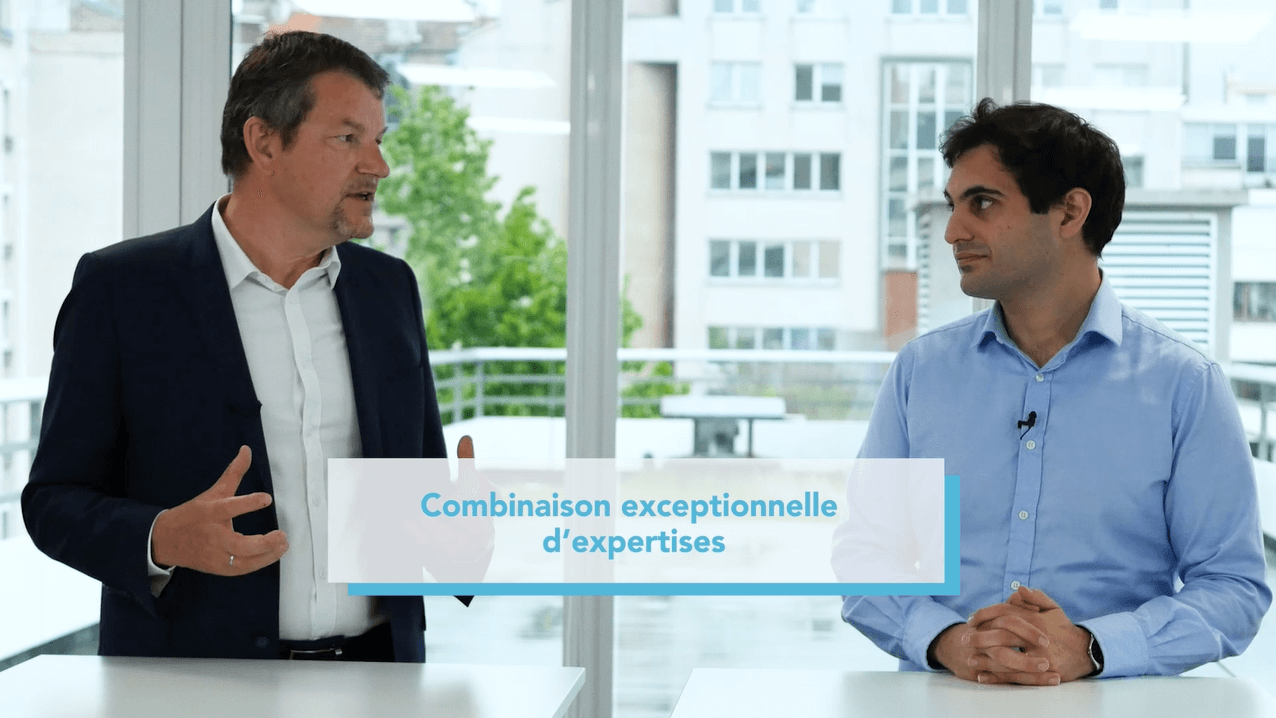 Interview Philippe SIMON et Jeremy JAWISH, CEO Shift Technology