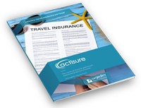 Actisure - Travel Insurance Solution : Scenarios